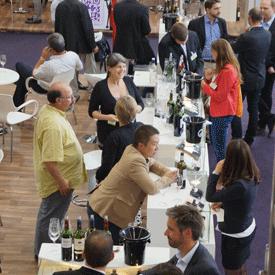 Vinexpo le salon professionnel des vins Bordeaux