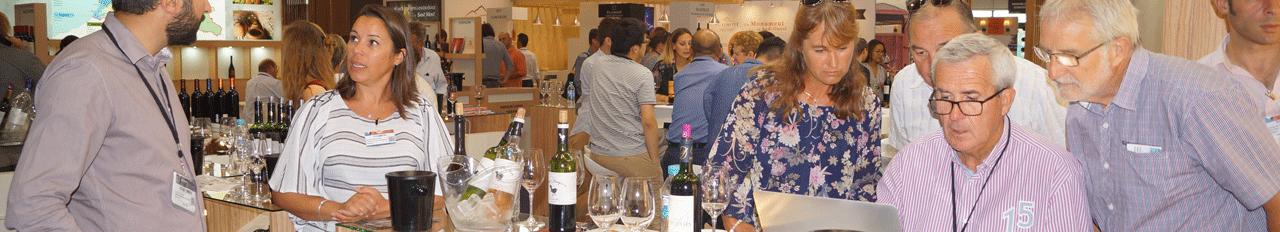 Vendre son vin au salon professionnel Vinexpo